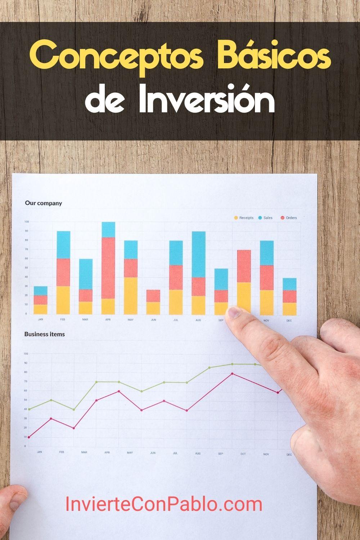 Conceptos Básicos de Inversión