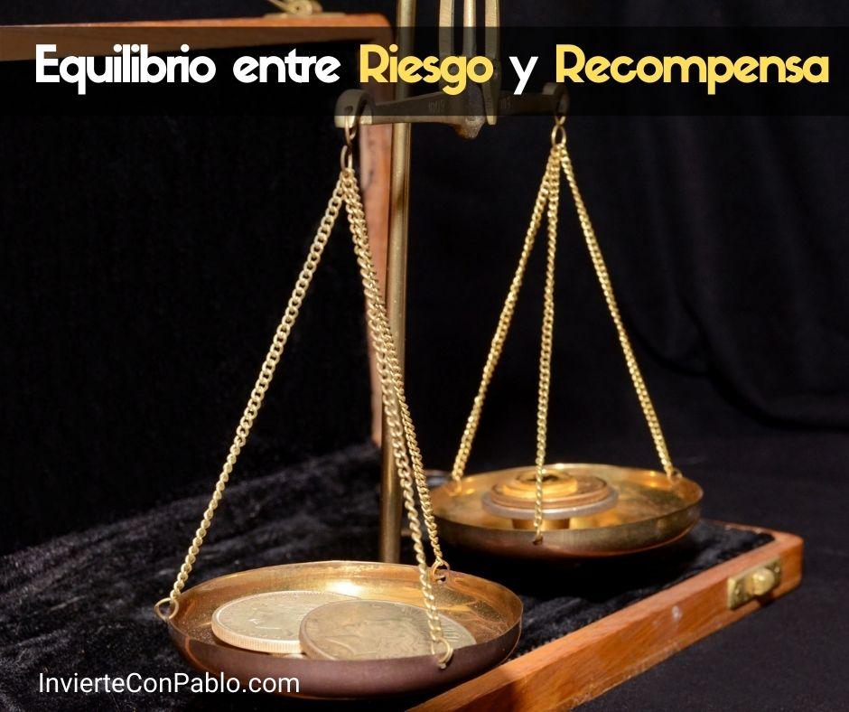 Equilibrio entre Riesgo y Recompensa